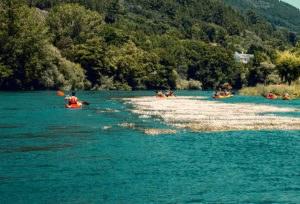 Rutas en Kayak Courel e Ribeira sacra